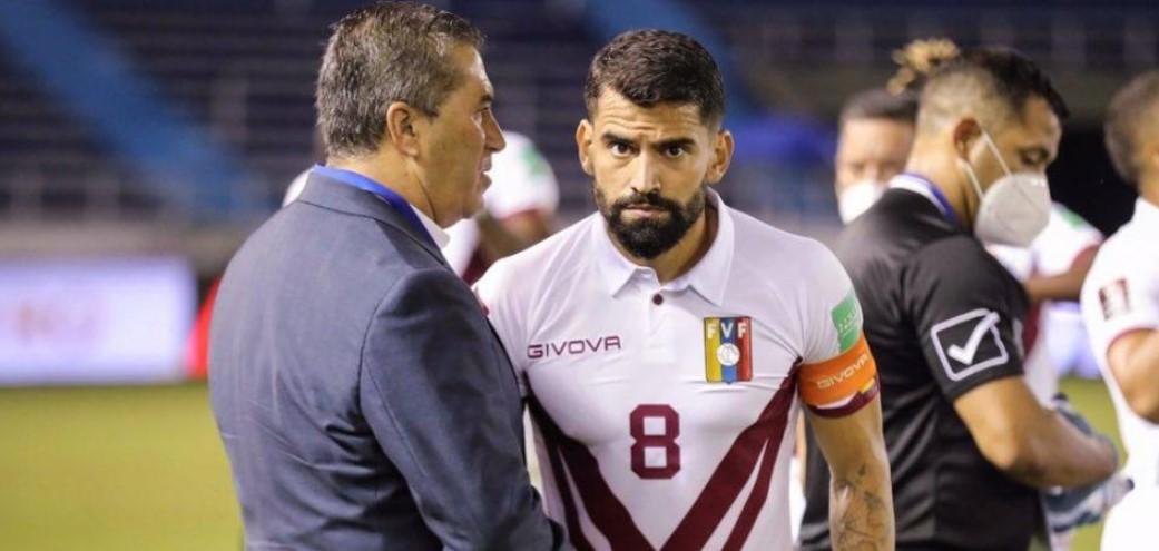¡Vuelve a la capital! La Vinotinto jugará contra Chile en Caracas