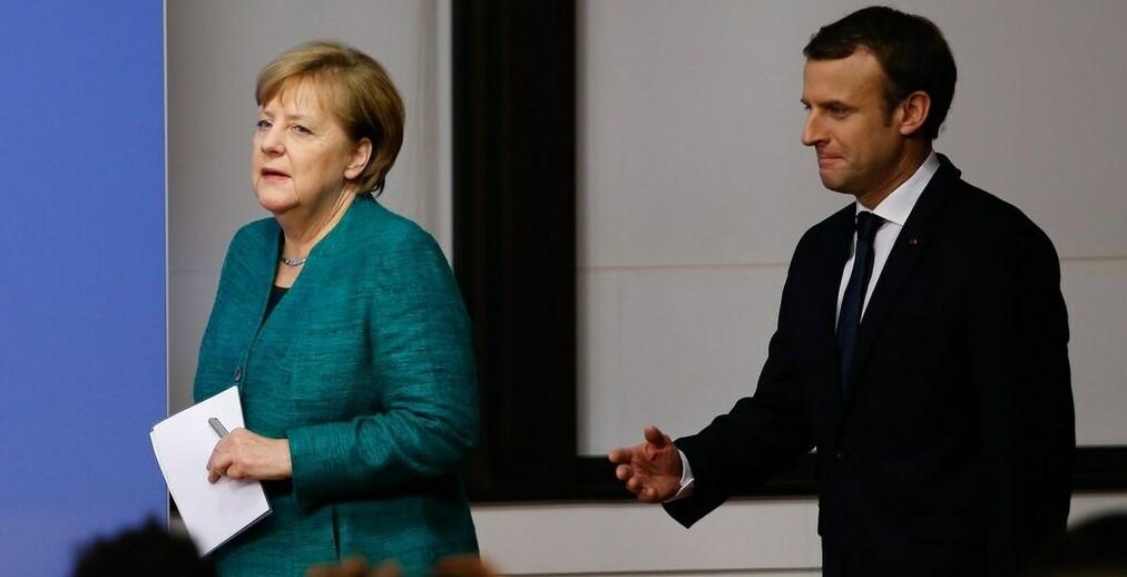 Francia y Alemania podrían endurecer medidas contra la pandemia