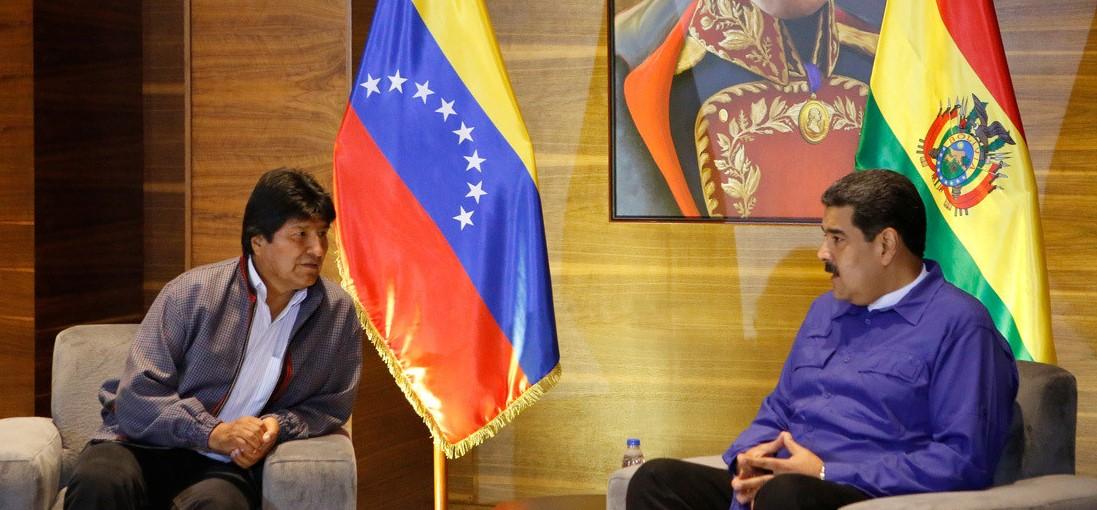 Evo Morales y Nicolás Maduro no serán invitados posesión de Luis Arce