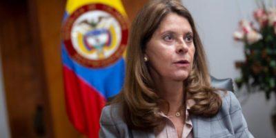Vicepresidenta de Colombia se contagió por Covid-19