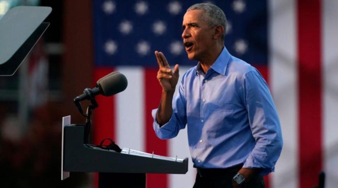 Obama buscará el voto latino para Biden