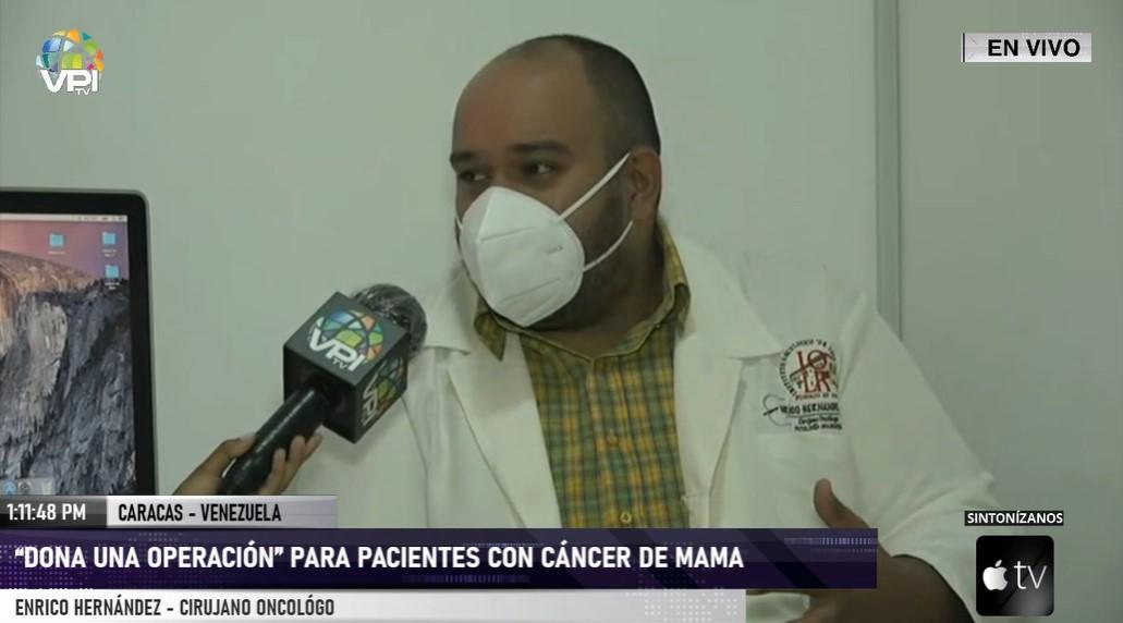 """""""Dona una Operación"""", iniciativa de ayuda para pacientes con cáncer de mama"""