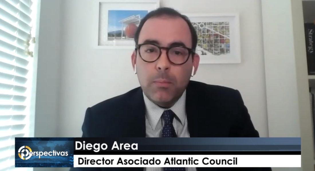 """Diego Area: """"Pdvsa fue convertida en una transnacional del crimen organizado"""""""