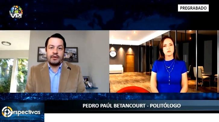 Politólogo Pedro Paul Betancourt sobre Biden y Trump: Tendrán injerencia en el tema venezolano