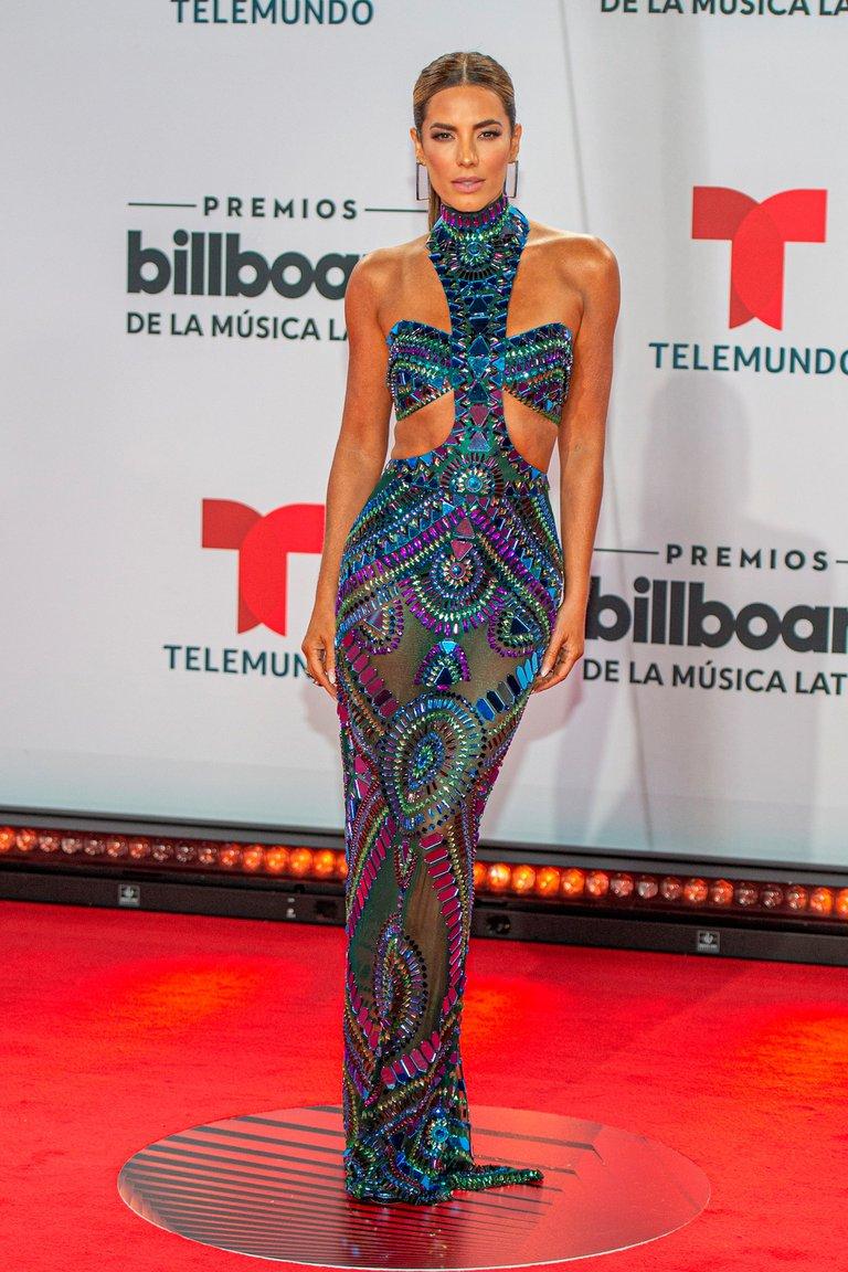 Gaby Espino en los Latin Billboard 2020