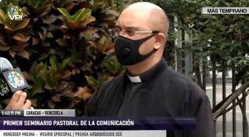 Seminario Pastoral en Caracas