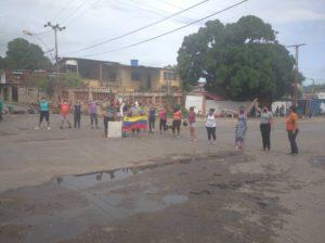 Nueva jornada de protestas en Nueva Esparta