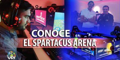 Spartacus Arena Esports
