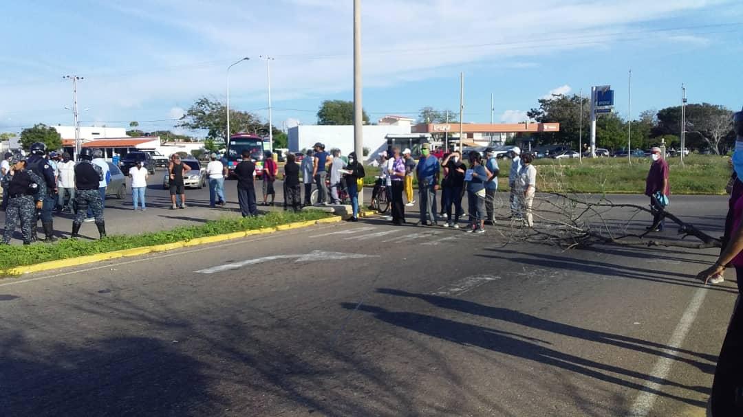 Protestas Judibana