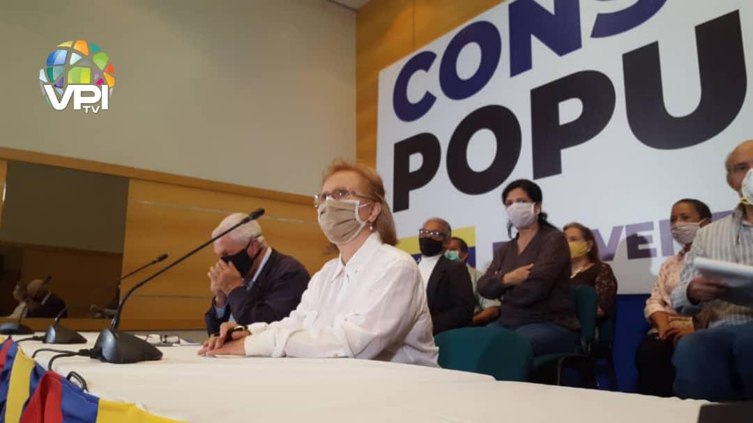 Comisión para la consulta ciudadana ofreció detalles sobre próximas acciones (+Video)