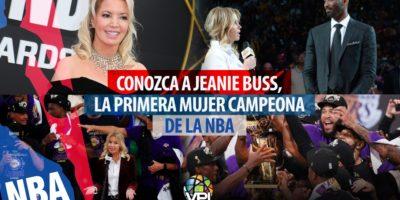 Jeanie-NBA