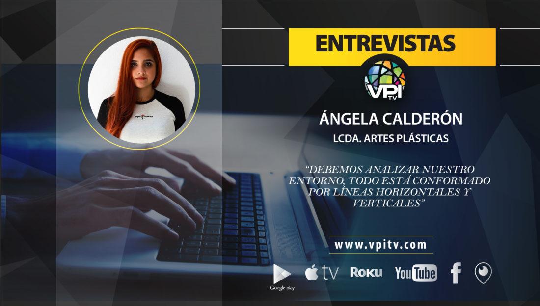 Ángela Calderón