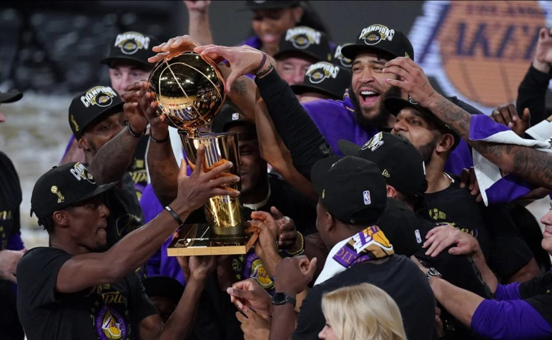 campeonato - Lakers