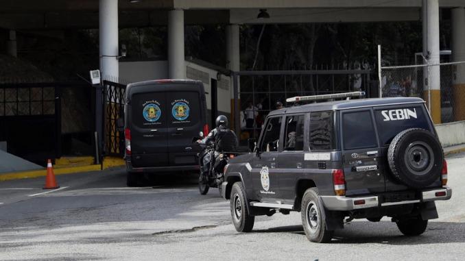 Fue liberada cuñada de hermana de Leopoldo López