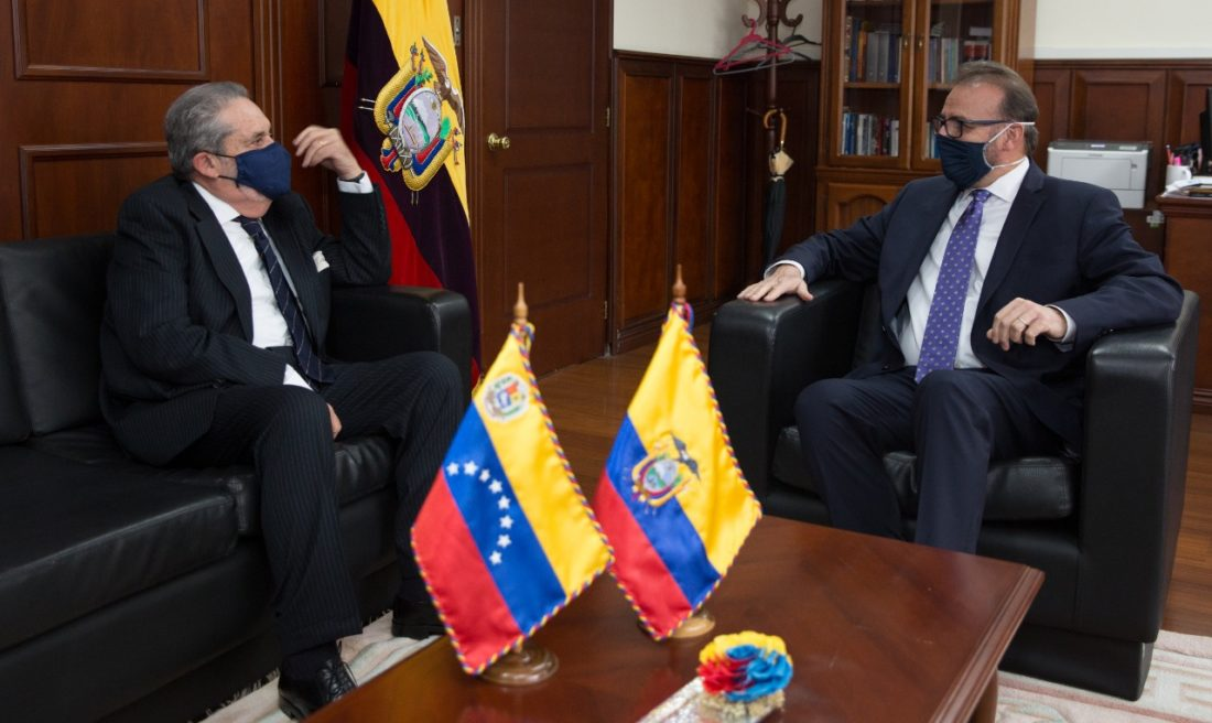 embajador de Guaidó