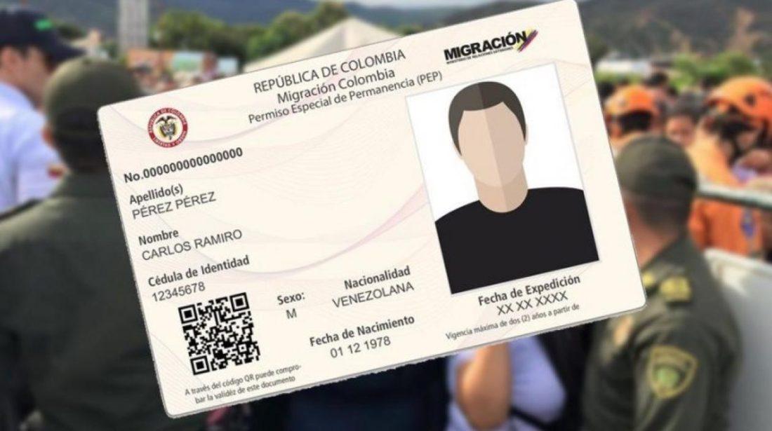 Venezolanos en Colombia podrán solicitar el PEP