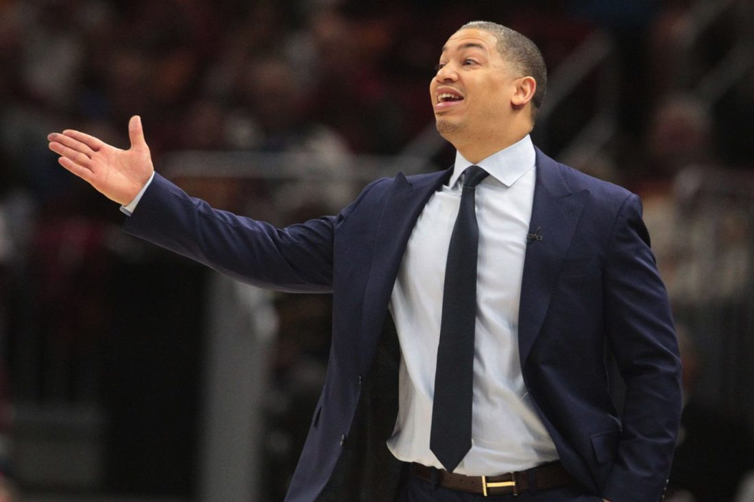 Ty Lue - Clippers