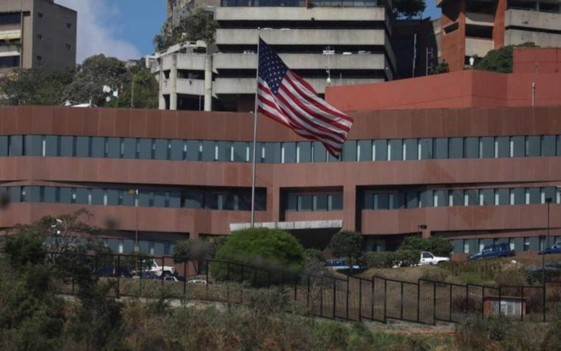 embajada