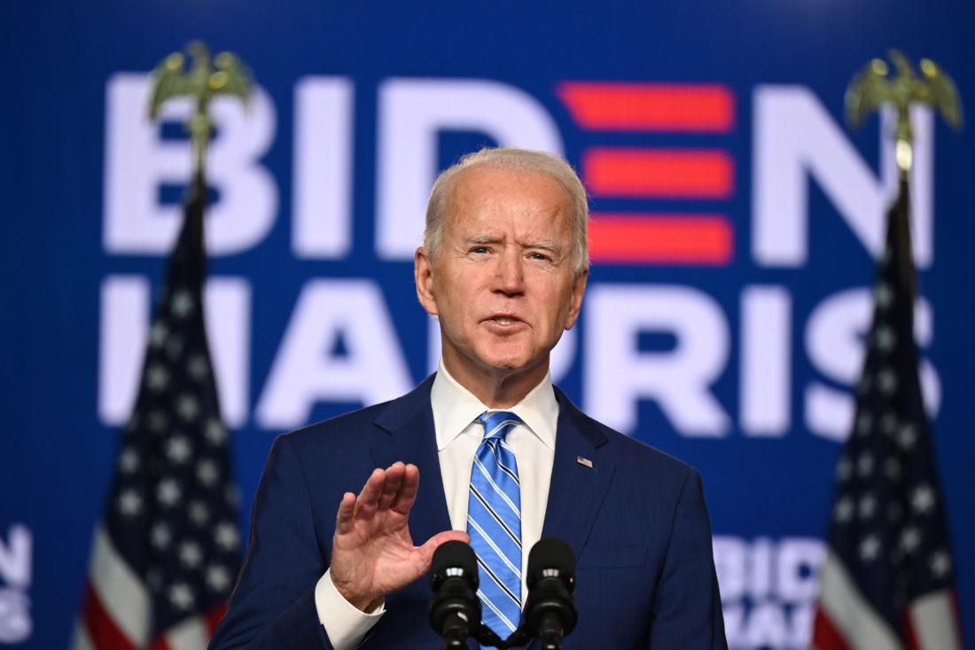 Biden se convirtió en el candidato más votado en la historia de EEUU
