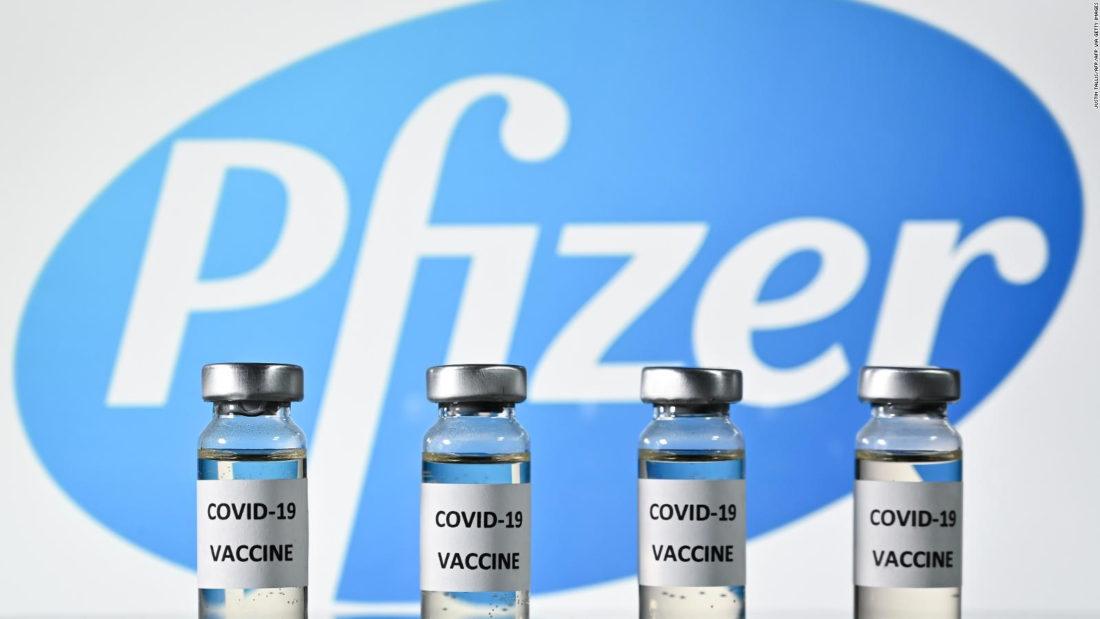 Reino Unido estudia distribuir vacuna contra el covid-19 de Pfizer en diciembre