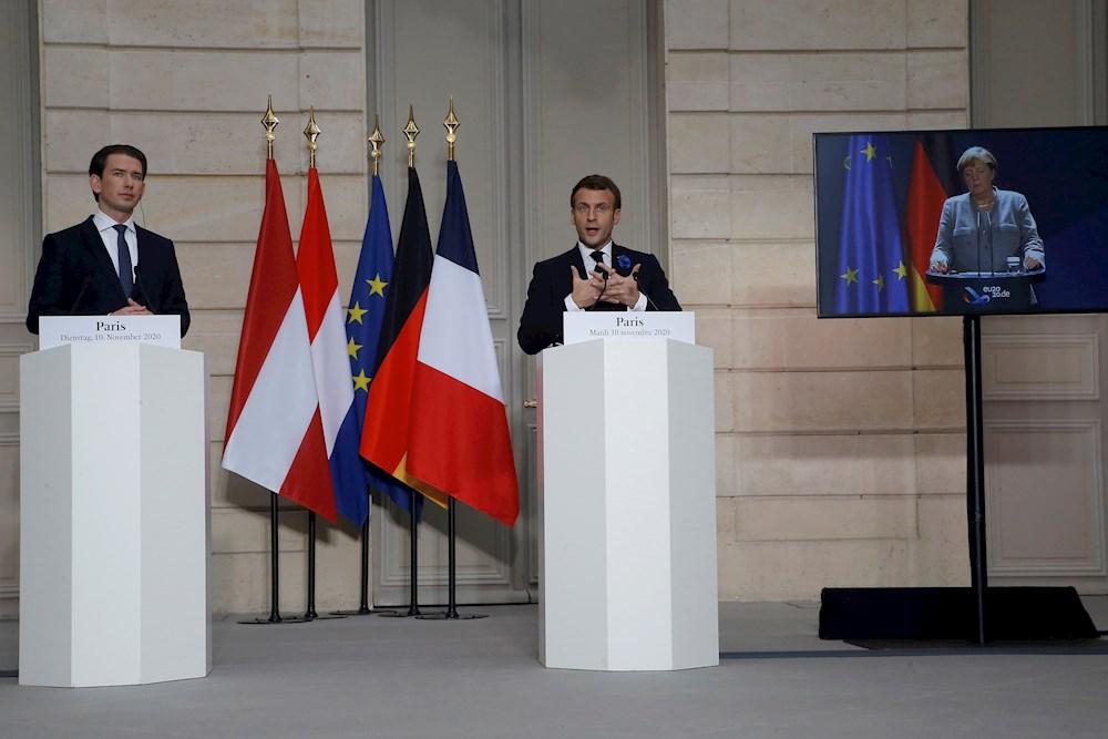 Macron-ue