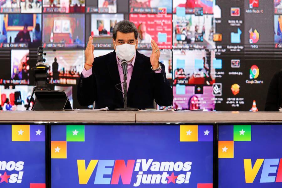 Maduro | EEUU