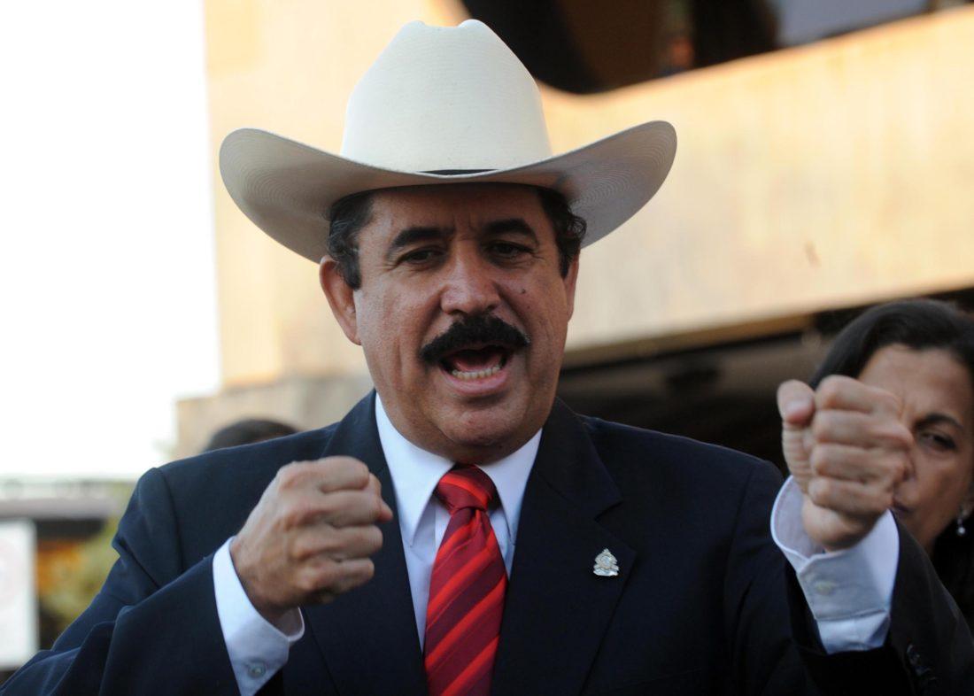 Honduras-Zelaya