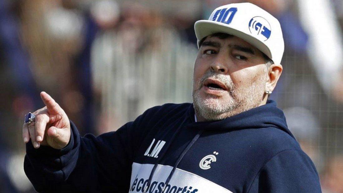 Maradona-irse