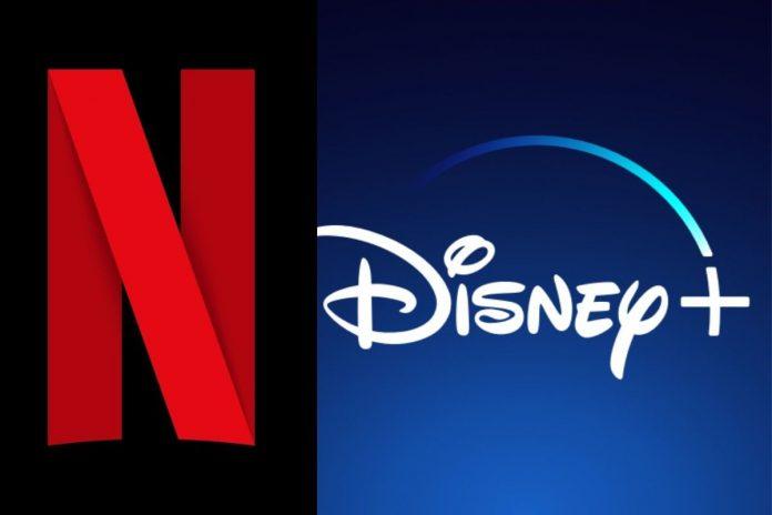Netflix y Disney+