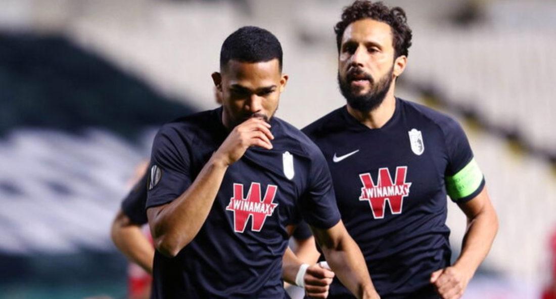 Nuevo gol de Yangel Herrera en victoria del Granada por Europa League