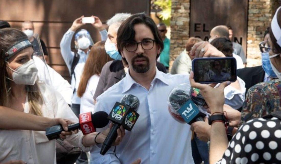 """Freddy Guevara sobre declaraciones de alcaldesa de Bogotá: """"Busca generar polémica y votos"""""""