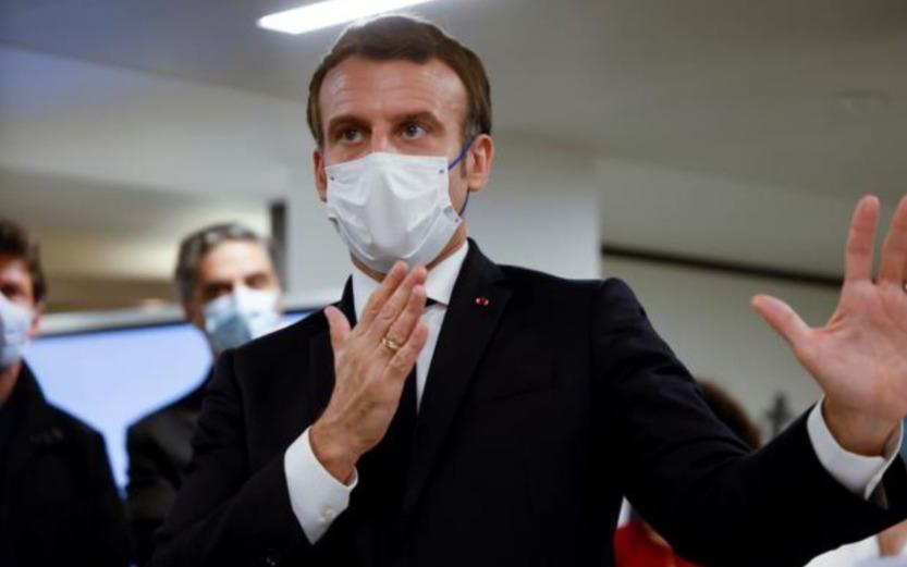 Francia contará con la vacuna entre diciembre y enero