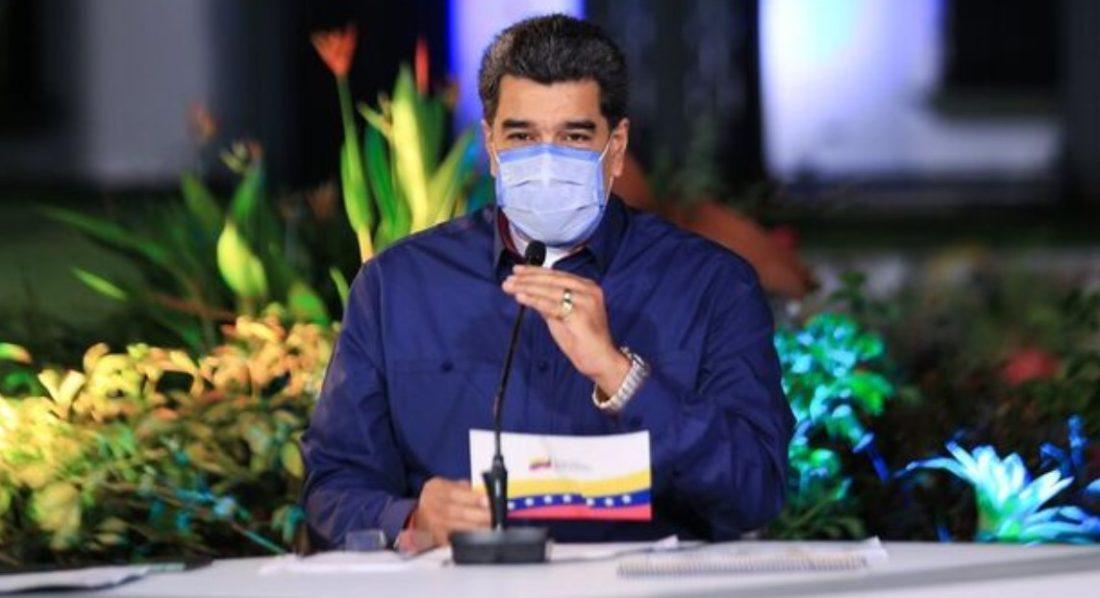 Nicolás Maduro pidió diálogo a Joe Biden