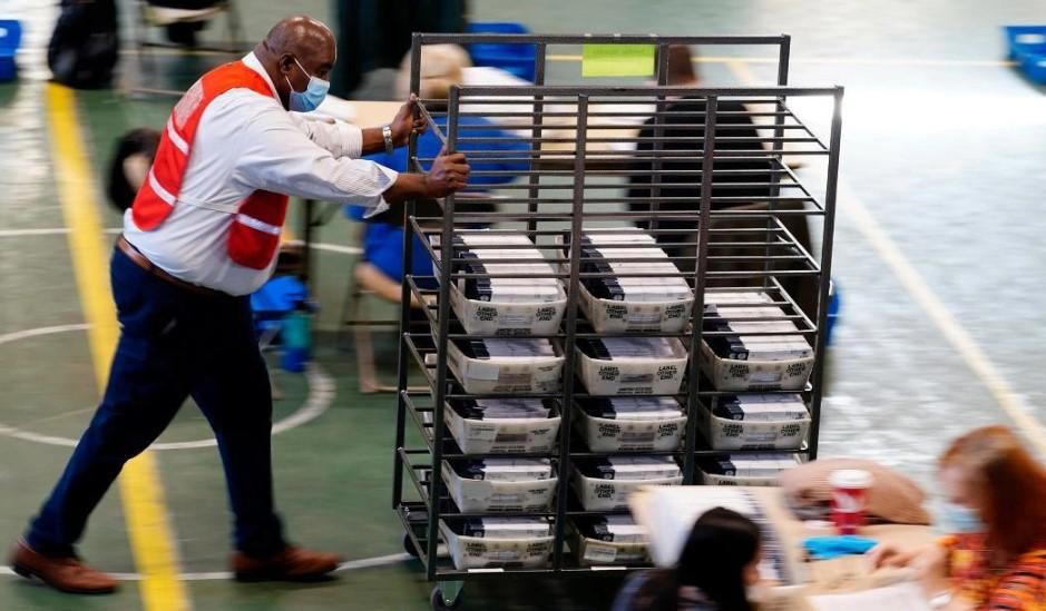 Recuento de votos en Georgia confirmó victoria de Joe Biden