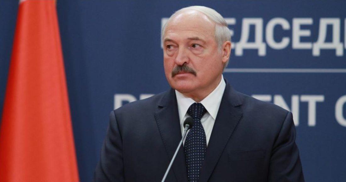 Estas son las sanciones de la Unión Europea contra Lukashenko y su hijo