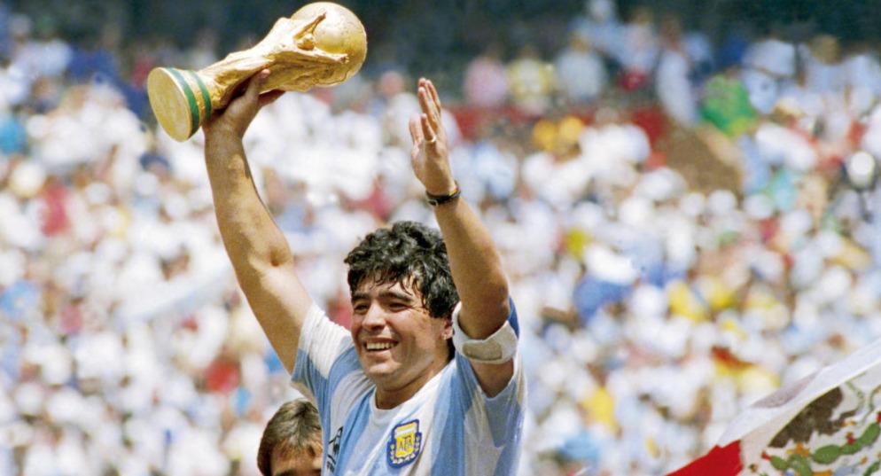 Top de canciones en homenaje a Maradona