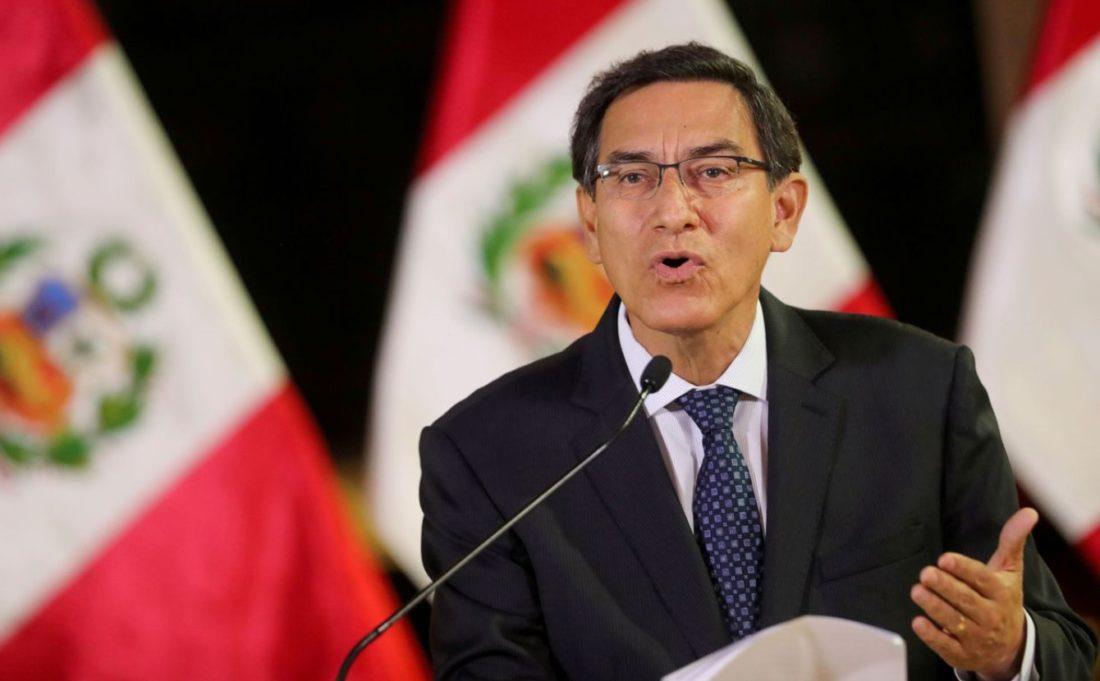 Presidente de Perú se defendió de acusaciones de corrupción