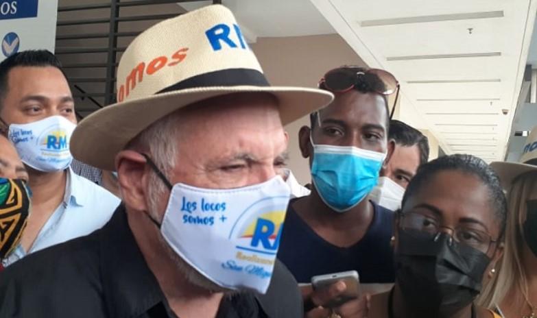 Nuevo juicio contra expresidente panameño Martinelli