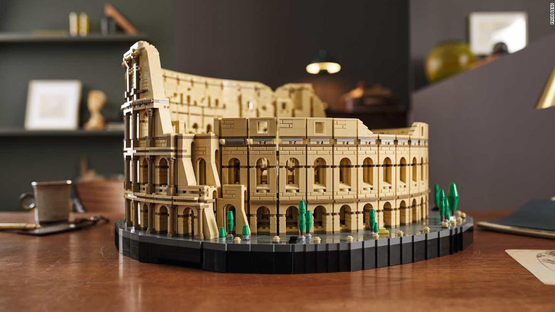 LEGO - Coliseo