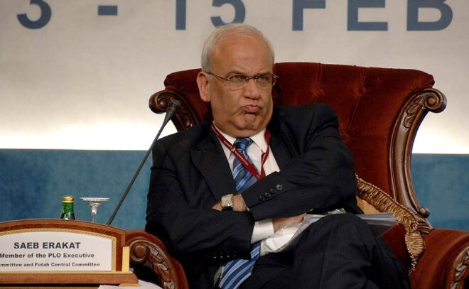Saeb Erakat