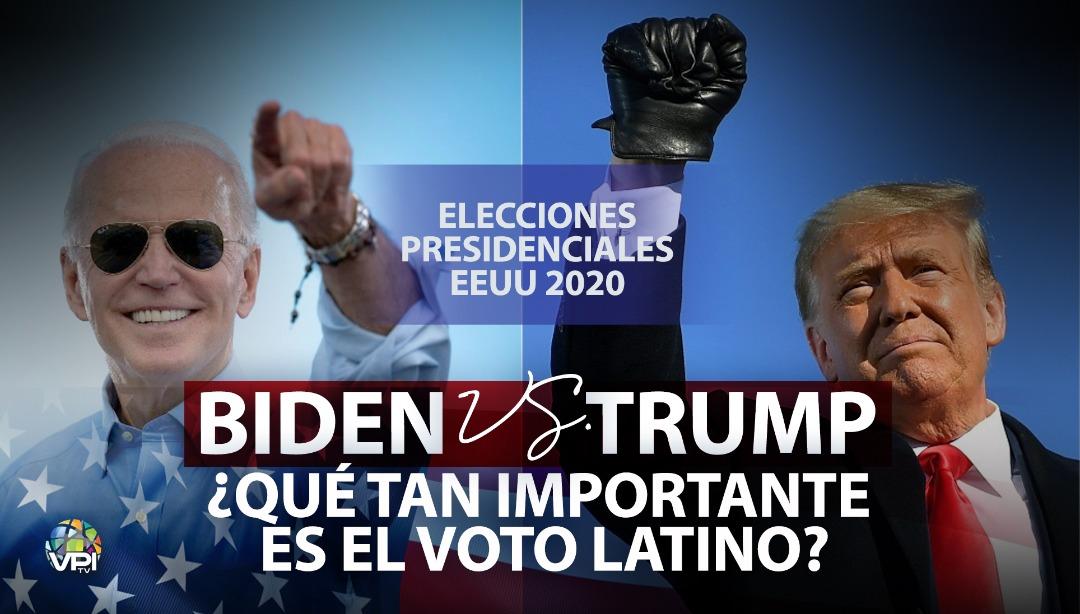 ¿Qué tan importante es el voto latino en EEUU?