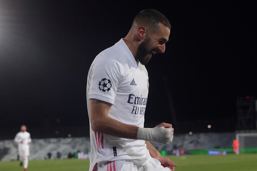 Nueva victoria del Real Madrid por la Liga Española