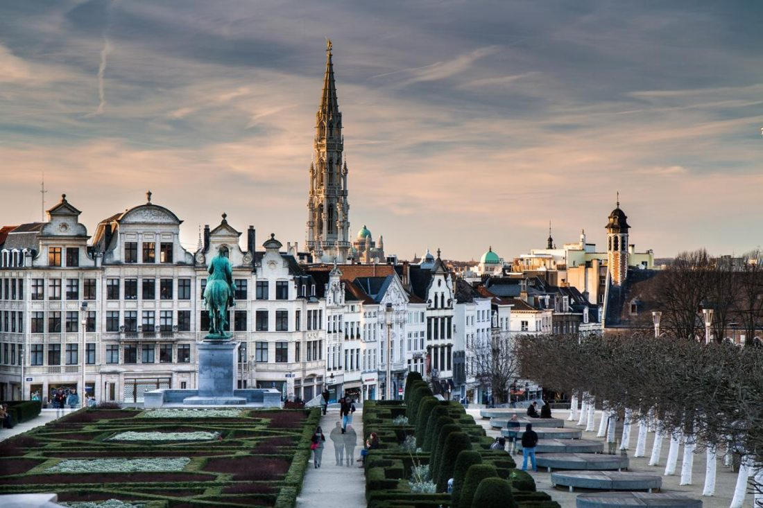 Eurodiputado arrestado en Bruselas