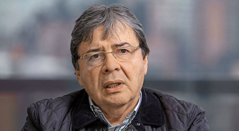 Holmes Trujillo sobre acusaciones de Maduro: Son calumnias