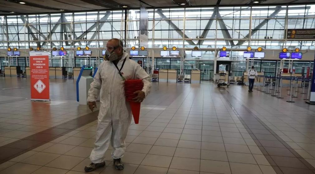 Detectaron en Chile nueva cepa del coronavirus