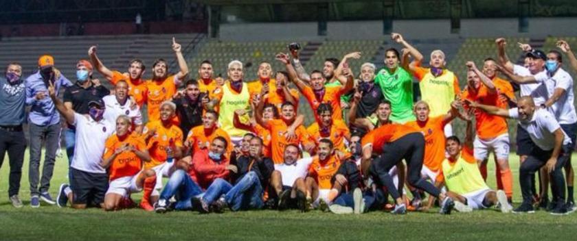 Deportivo La Guaira ganó la temporada 2020 del Futbol Venezolano
