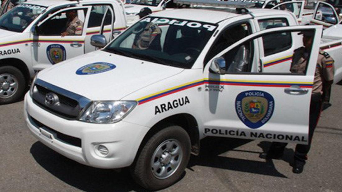 Policía del estado de Aragua