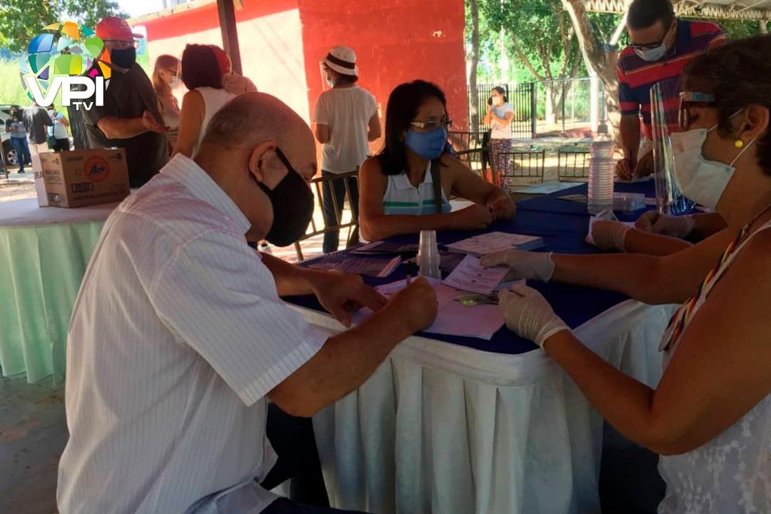 Consulta Popular en Carabobo