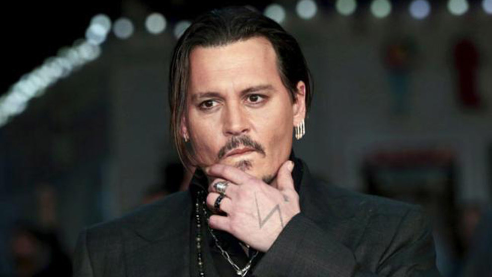 johnny depp - disney