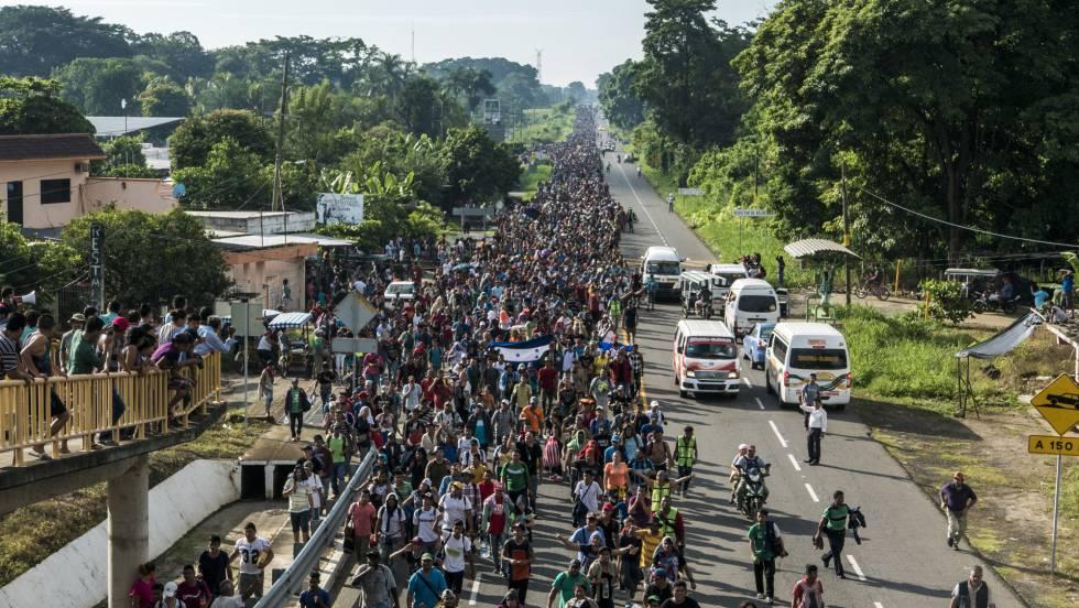 migrantes - acnur
